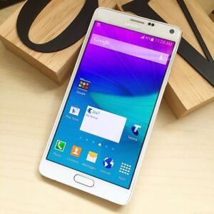 As new Samsung Galaxy Note 4 white 32G UNLOCKED au model Calamvale Brisbane South West Preview