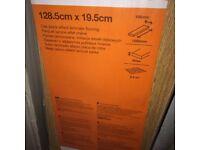Laminate flooring 4 packs