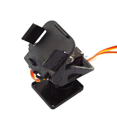 Pt Pantilt Camera Platform Anti-vibration Camera Mount Rc Fpv 9g 12g Servo Ma