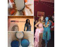 AVATAR FANCY DRESS ALFIT SIZE 12-14