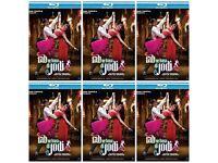 USED Rab Ne Bana Di Jodi | Bollywood Blu-Ray [R2]