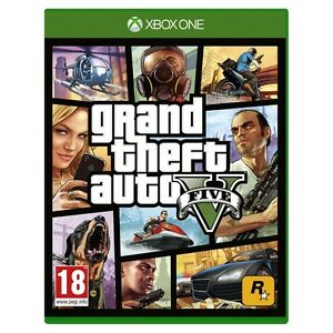 WANTED - Grand Theft Auto 5 - GTA V for Xbox One