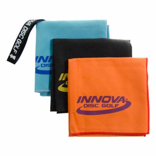 NEW Innova Disc Golf Dew Fly Towel **Choose Color**