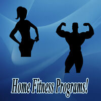 Home Fitness, Free Online Coaching and free Support Group!