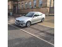 Had Wrong number on ad!! 2003 330d Msport rare manual!! Must go!!!
