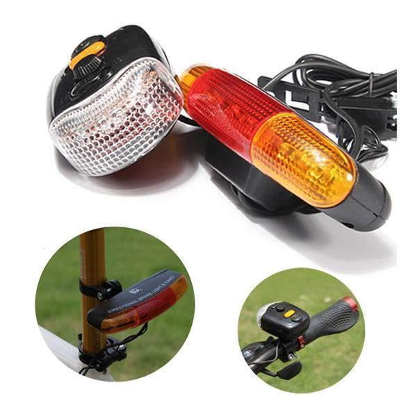 3 in 1 Fiets LED Verlichting
