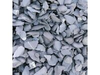 Garden grey slate chipping to GIVE AWAY!!!!