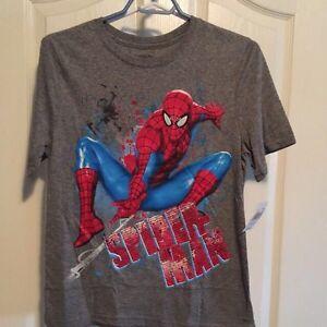 Boys Spider-Man large
