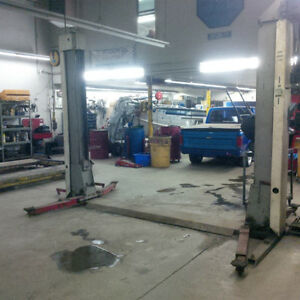 Car Club/Shop - Work on your car 24hr access- hoists!