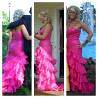 ProM DRESS - size 10 - Excellent Condition - REDUCED