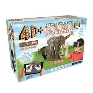 Emerge V1-0217-1 4D Animal Zoo Augmented Virtual Reality Headset