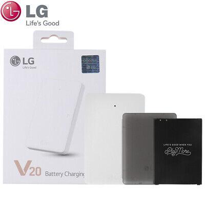 Genuine LG Battery Kit BCK-5200 Battery+Battery Case+Charging Cradle for LG V20