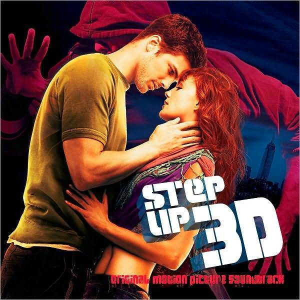 Step Up 3D / O.S.T. - Step Up 3D / O. - CD New Sealed