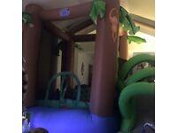 Children's large bouncy castle