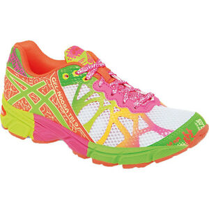 Girls Asics Gel Noosa Tri 9 Running Shoes, new in box size 4.5