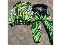 Moto cross clothing