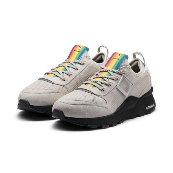 PUMA x POLAROID RS-0 Sneakers – Mens Size 10