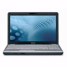 Toshiba (Win7x64) C660-10T Laptop