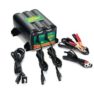 Deltran-Battery-Tender-Plus-12V-2-Bank-Battery-Charger-System-2-Bank-022-0165