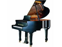 Gors + Kallmann Baby Grand Piano | Black Polyester | New | Stock Clearance | Free Delivery!