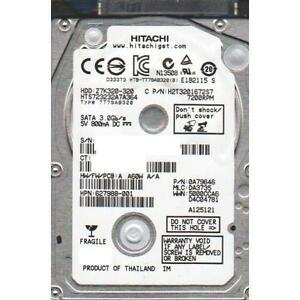 "Hitachi GST Travelstar 320GB - 2.5"" Internal Notebook Hard Drive Bare Drive - 7200 RPM - 16MB Cache - SATA 3.0Gb/s - Z7K"