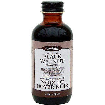 Black Flavoring (Rawleigh Black Walnut Flavoring: 2 fl oz )