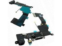 Brand New Charging Port for iPhone 5 5S 5C 6 - Replacement Part