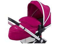 Pink silvercross surf colour pack