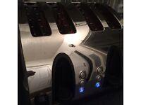 Large 4 slice toaster kenwood