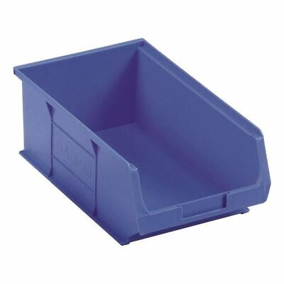 Barton Tc4 Small Parts Container Semi-Open Front Blue 9.1L 200X355X125mm (Pack