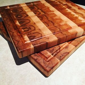 End grain cutting boards Oakville / Halton Region Toronto (GTA) image 1
