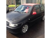 Volkswagen polo low miles swaps or sale