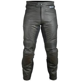 Weise Hydra Leather Jeans- size M