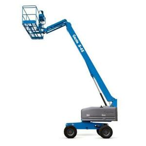 40-45 Ft Telescopic Boom Lift Rental