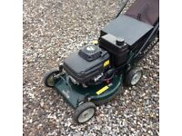 Hayter petrol lawnmower