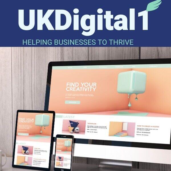 Professional Website Design From 99 Digital Marketing Seo Freelance Marketer In Weston Super Mare Somerset Gumtree