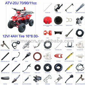 daymak atv parts, Tao Tao parts , Gio parts off-shore atv parts