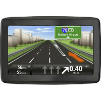 TomTom VIA 1415M with Lifetime Maps - 4.3-Inch Glass Touchscreen
