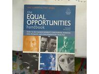 The equal opportunities handbook text book
