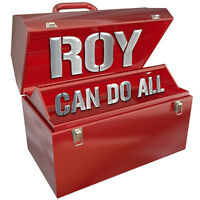 Handyman Services Edmonton Roy Can Do All