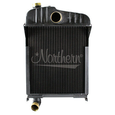 219968 John Deere Non Pressurized Systems Radiator Fits M Mt 40 320 330