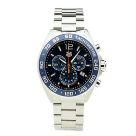 New edition Tag watch with box and paperwork