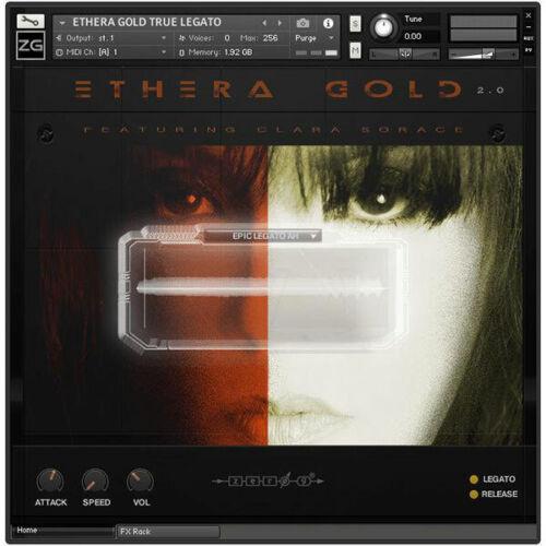 Zero-G Ethera Gold Kontakt library