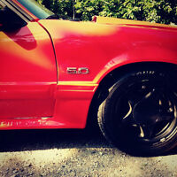 1987 FoxBody Ford Mustang GT Hatchback Need Gone ASAP