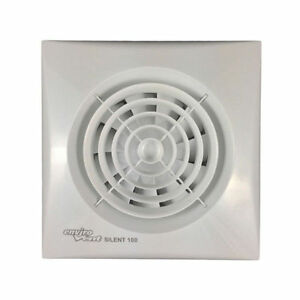Envirovent Sil100t Quot Silent Quot Timer Extractor Fan For