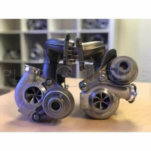 New PURE600 N54 Upgraded Turbos BMW 135/335/535