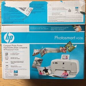 HP photo smart compact printer