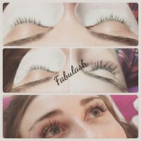 Eyelash extensions $70 special offer