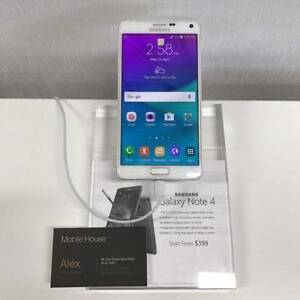 Samsung Galaxy Note 4 clearance sale. Beenleigh Logan Area Preview