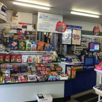 Newsagency at Quality Sydney North Shore Suburb